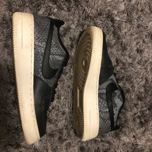 Snakeskin Air Force 1 Low
